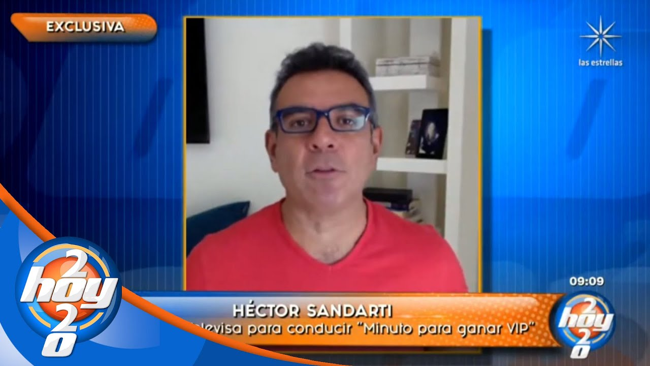 Televisa le cierra las puertas a Marco Antonio Regil luego de irse ...