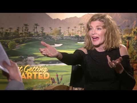 """Rene Russo Talks About """"Just Getting Started"""""""