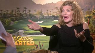 "Rene Russo Talks About ""Just Getting Started"""