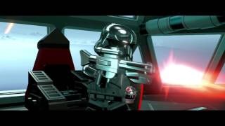 The Force Awakens Blaster Battles - LEGO Star Wars - Gameplay Vignette