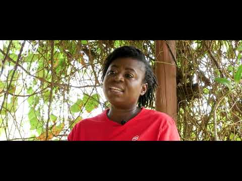 GIZ: Meet Georgina, an organic agribusiness entrepreneur in Ghana