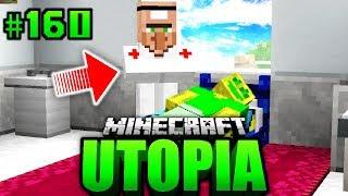 TOTKRANK beim NOTARZT?! - Minecraft Utopia #160 [Deutsch/HD]