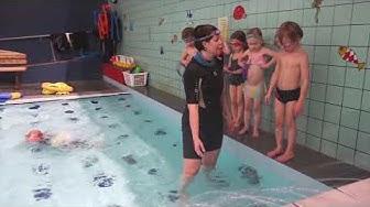 Uimahalli Vesihiisi | lasten uimakoulu | Rovaniemi | Lapland | Finland