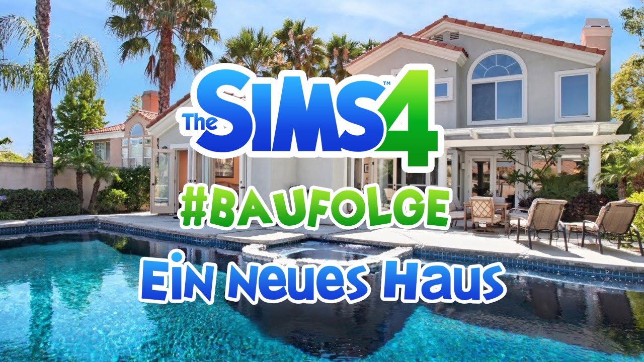 let 39 s play die sims 4 baufolge ein neues haus f r julie und julia youtube. Black Bedroom Furniture Sets. Home Design Ideas