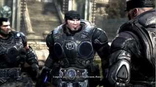 Gears of War 1 (PT-BR) - GAMEPLAY COOP parte 1 de 3