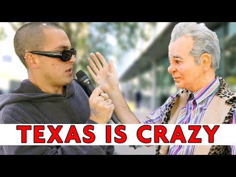 I MESSED WITH TEXAS AND THE PEOPLE ARE CRAZY  Chris Klemens