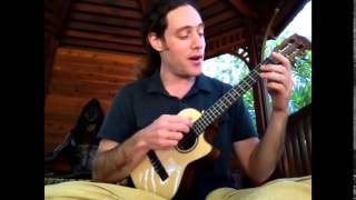 "Ukulele Chord Solo Lesson: ""Happy Birthday"" 