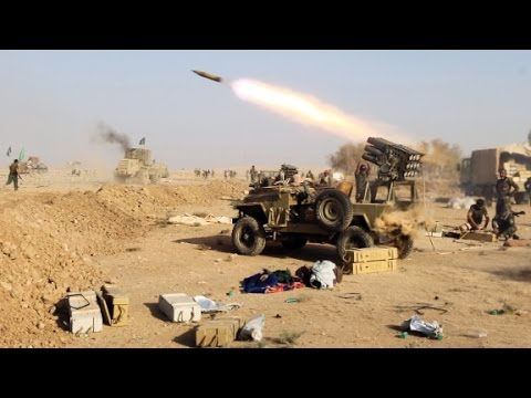 CNN on front lines as Iraqi troops make final push to Mosul