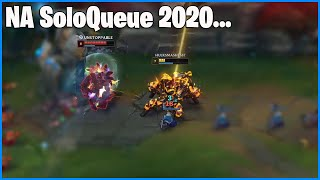 NA SoloQueue 2020...LoL Daily Moments Ep 1167