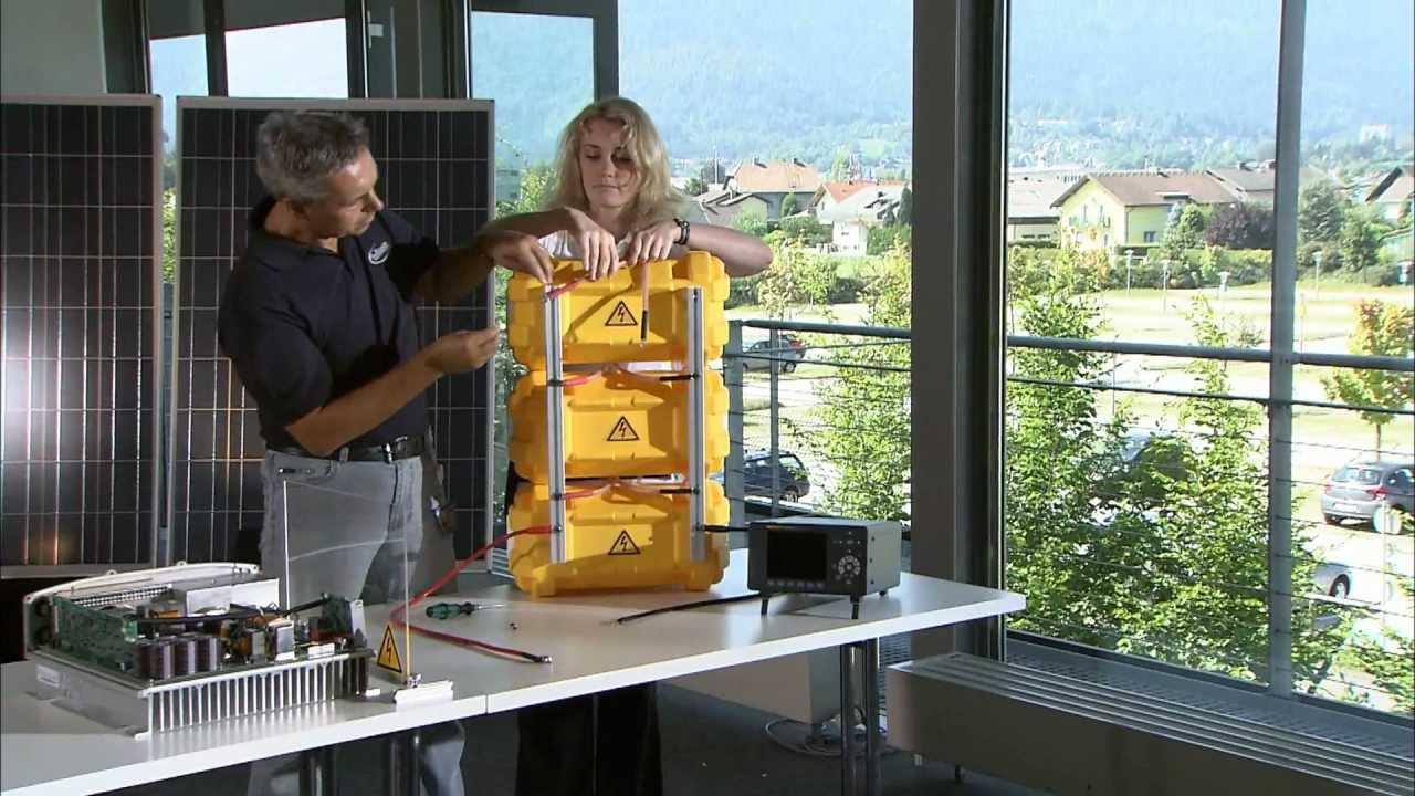 solarstrom zu hause speichern infineon technologies youtube. Black Bedroom Furniture Sets. Home Design Ideas