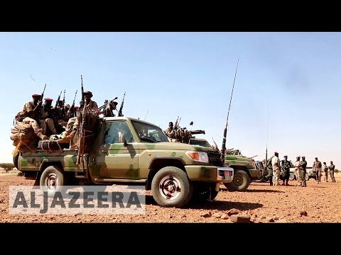 Sudan deploys paramilitary forces to curb migration