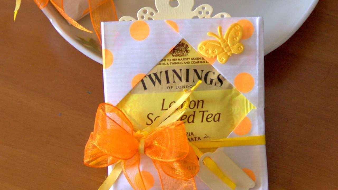 How To Create A Fun Tea Party Invitation - DIY Crafts Tutorial ...
