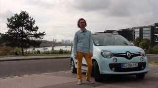 Essai Renault Twingo (2014) : le moteur sous le coffre fait-il fondre ses courses ?