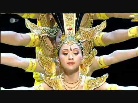 Dance of a thousand hands