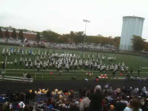 LT Marching Band - Halftime Show