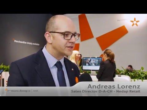 english Version - Nedap Retail - EuroCIS 2016 Düsseldorf - Karrideo Imagefilmproduktion