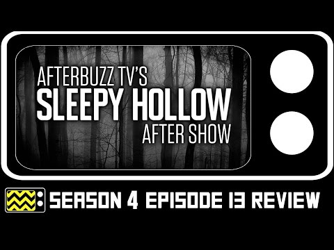 Sleepy Hollow Season 4 Episode 13 Review & After Show | AfterBuzz TV