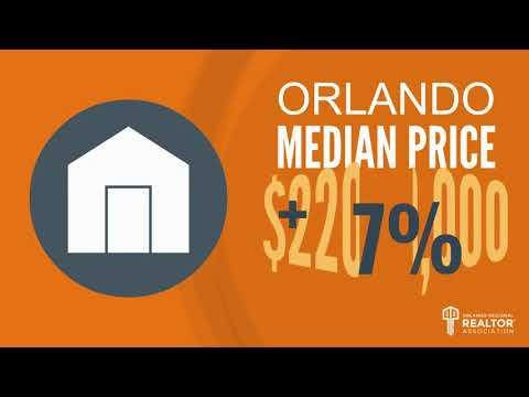 Orlando Housing Market Report - July 2017