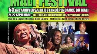 MALI FESTIVAL AVEC OUMOU SANGARE , BAFING KUL, MOHAMED DIABY, KAROUNGA SACKO, SIRA KOUYATE  + GUEST