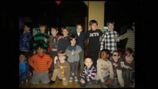 Lucas's 7th Birthday at the Bowlmor lanes, New York