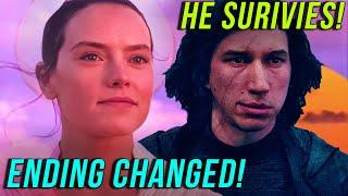 HUGE ENDING Change Rumours! Star Wars Episode 9 - Kylo Ren Alive Ending - The JJ Cut (Spoilers)