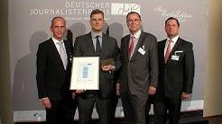 Süddeutsche Zeitung großer Gewinner beim Deutschen Journalistenpreis