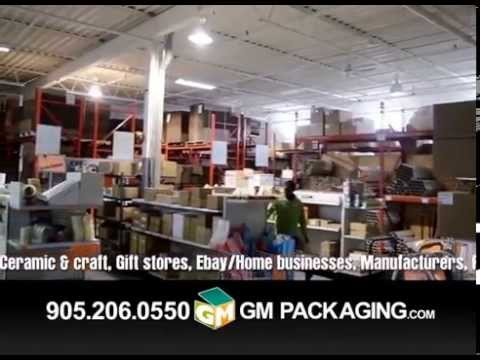 Packaging, Shipping & Moving Supplies. Toronto (GTA) & Mississauga