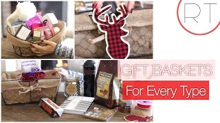 Making Gift Baskets