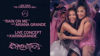 Baixar Lady Gaga & Ariana Grande - Rain On me (Chromatica Ball Live Studio Concept)