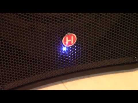 New Harbinger Subwoofer Vari series 18' 1500 WATTS OPEN BOX REVIEW HOW IT SOUNDS
