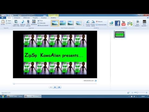 CODEC AUTOMATICAMENTE WINDOWS MOVIE MAKER SCARICARE
