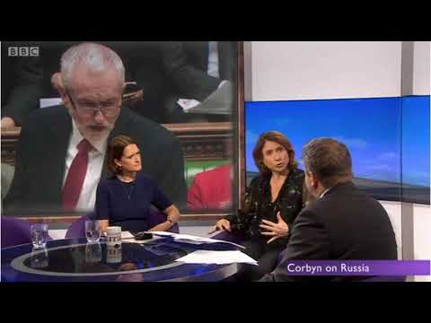 Jeremy Corbyn position on Russia SPLITS the Labour party