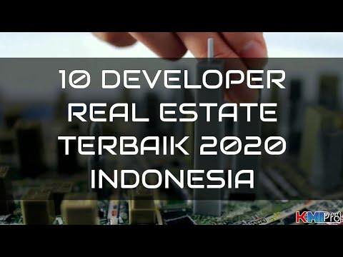 10 DEVELOPER REAL ESTATE TERBAIK DI INDONESIA 2020