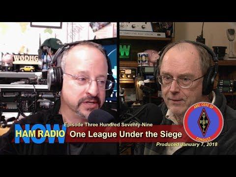 HRN 379: One League Under the Siege on Ham Radio Now