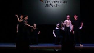 Изпереподвыподверта (СГЮА) - полуфинал студенческой лиги