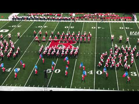 Rutgers University Marching Band September 16, 2017