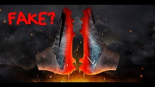UNBOXING CHUTEIRA CR7 NIKE MERCURIAL SUPERFLY 5 - CHAPTER IV - ALIEXPRESS