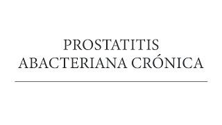 Prostatitis Iza
