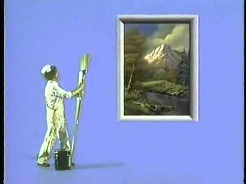 Bob Ross Joy Of Painting Intro Youtube