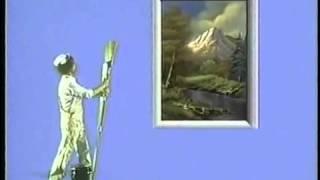 Bob Ross joy of painting intro