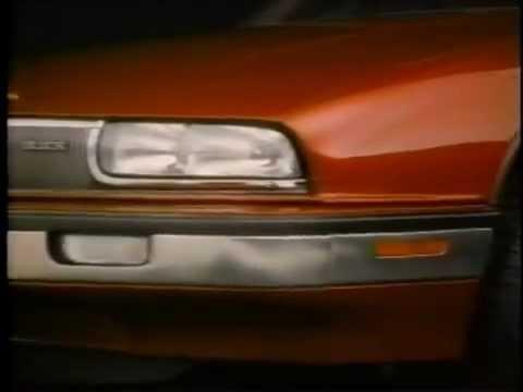Buick - 1991 Regal Sedans