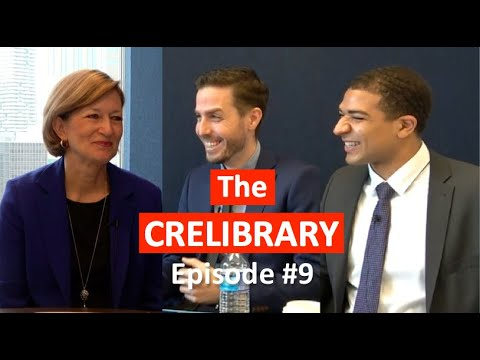 Designing Real Estate for 2019 with Deloitte's Sheila Botting | CRELIBRARY Episode #9