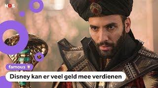Nieuwe versie van Aladdin met Nederlandse acteur
