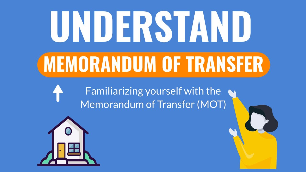 Memorandum Of Transfer Malaysia 2020 The Best Malaysia Housing Loan