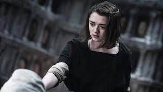 Hands of Gold - Arya Stark