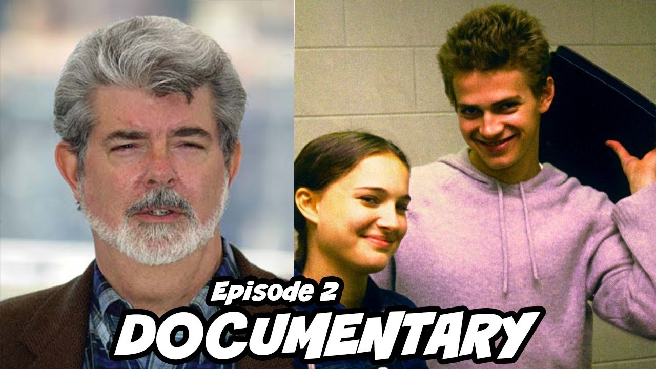 George Lucas Full Documentary Episode 2 Attack of the Clones - Part 1