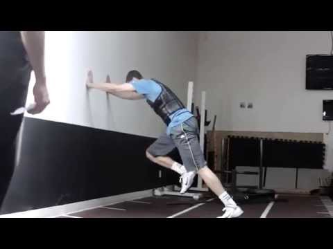 Zach LaVine Explosiveness and Vertical Jump Workout at P3