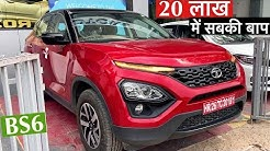 2020 Tata HARRIER BS6 | Premium SUV - 5 Star Luxury Interiors, Features, Full Review