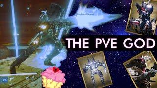 I FOUND A PvE GOD!!   Destiny   Rise of Iron