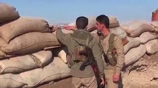 Afrin Merkezdeki YPG/PKK'lılar Oyun Oynuyor!